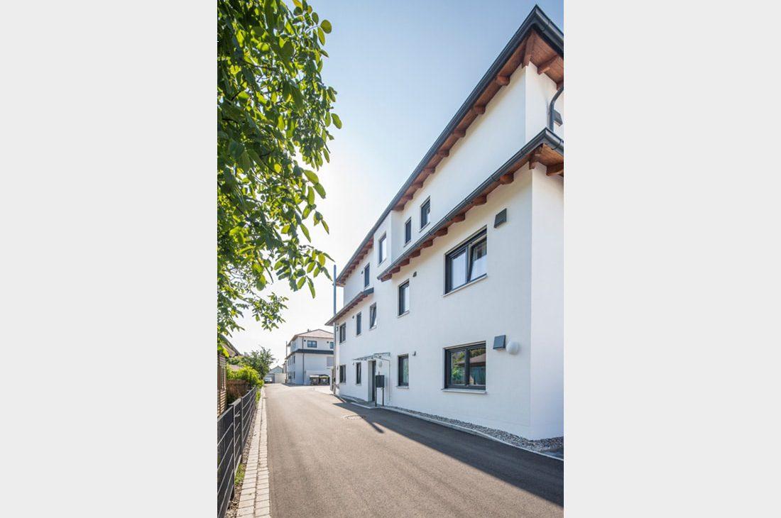 Untermeitingen Blumenstraße Mehrfamilienhaus