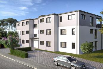 Thurn-und-Taxis-Straße Schwabmünchen Mehrfamilienwohnhaus