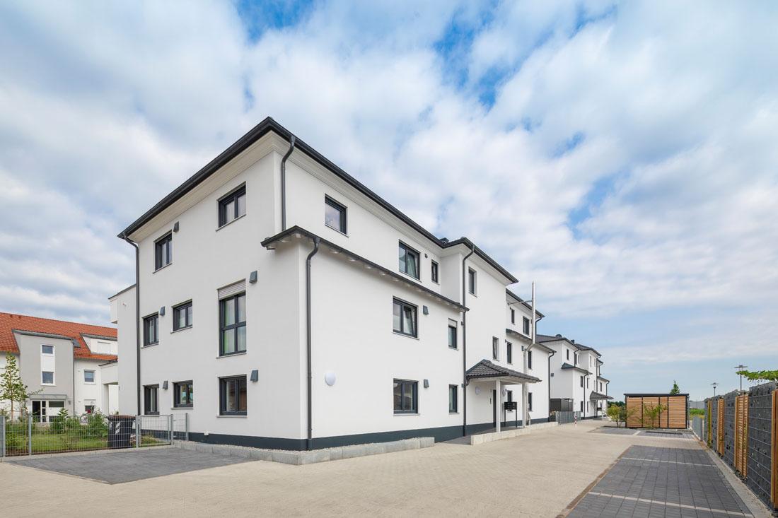 Mehrfamilienhaus Hermann-Hesse-Str. Schwabmünchen