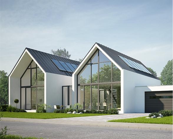 Wir bauen Ihr Doppelhaus in und um Schwabmünchen