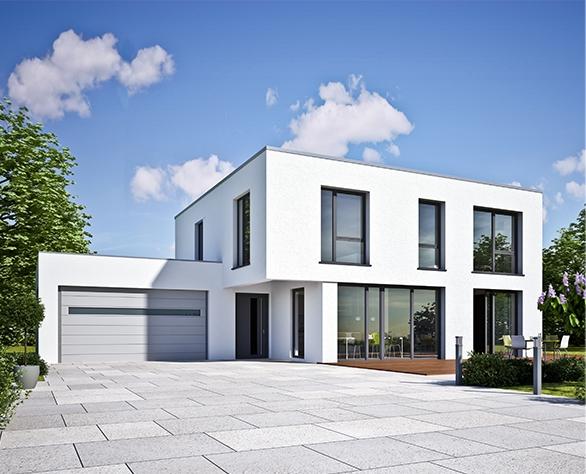 Wir bauen Ihr Einfamilienhaus in und um Schwabmünchen