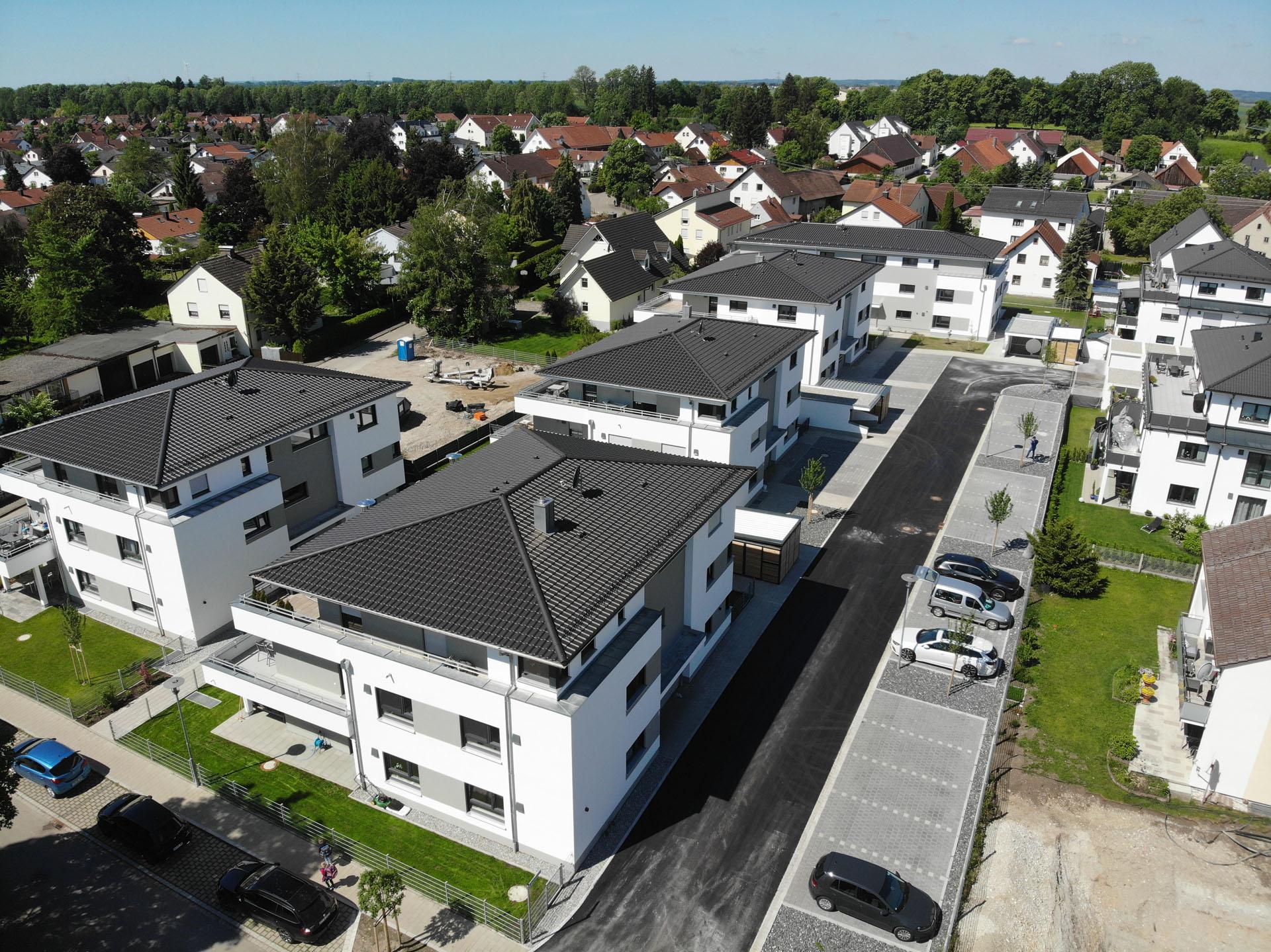 Communis Projektbau - Eigentumswohnungen Sonneneck Untermeintingen