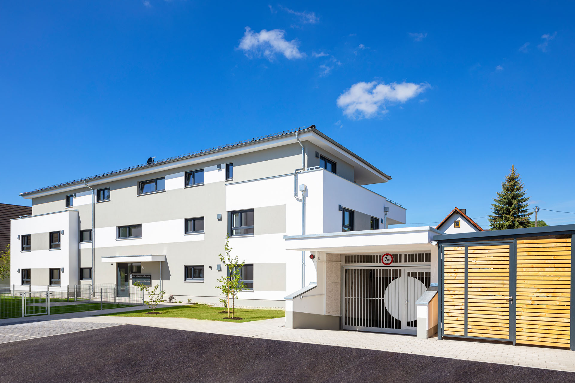 Communis Projektbau - Eigentumswohnungen Sonneneck Untermeintingen 093