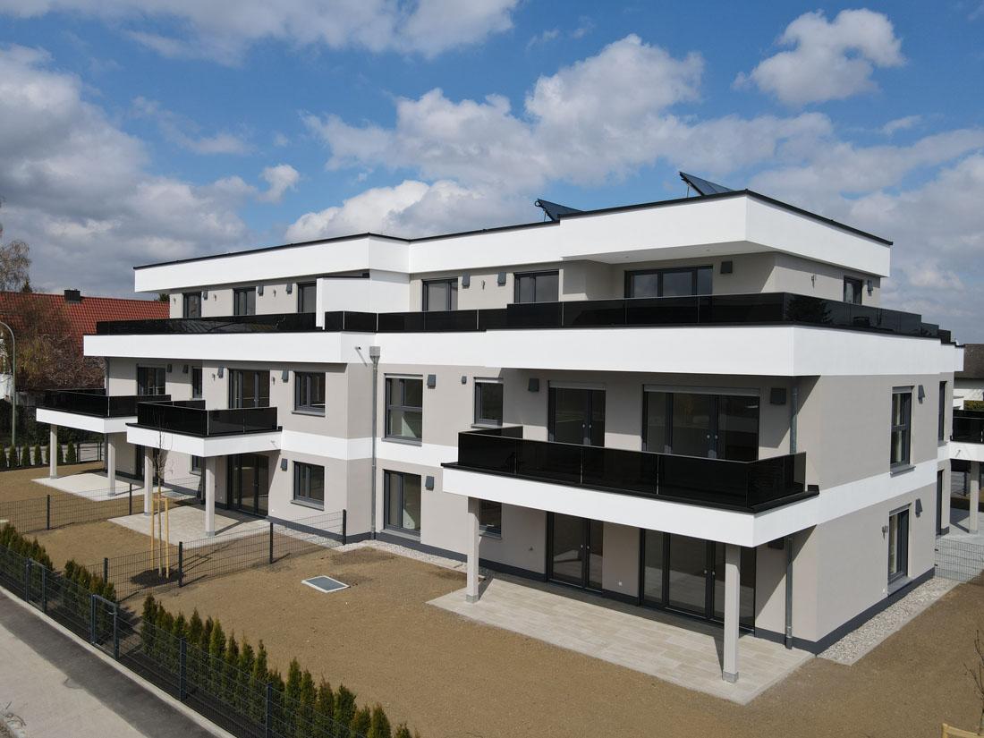 MFH Mehrfamilienhaus Römerstr. Schwabmünchen Communis