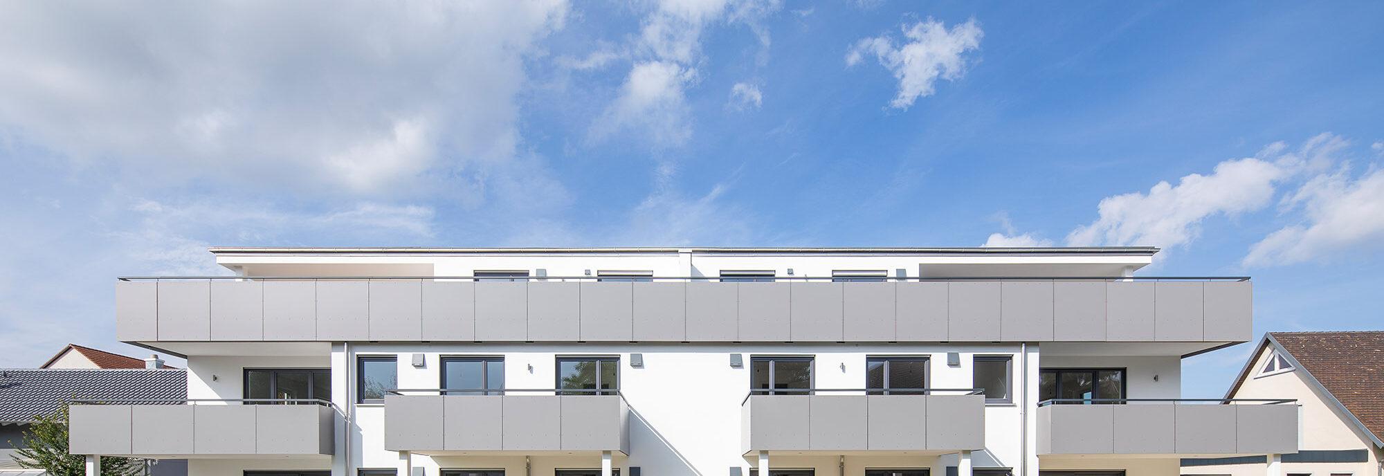 MFH Thurn-und-Taxis-Str. Schwabmünchen - Communis Projektbau